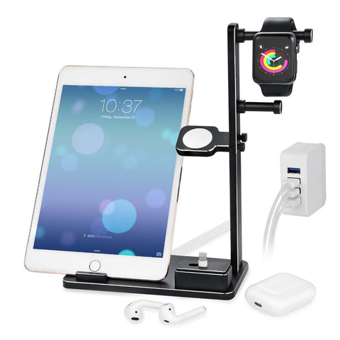 Charging Dock Stand Holder Station for Apple Device