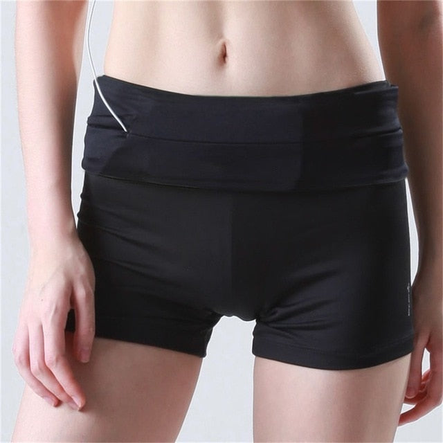 Professional Running Waist Bag Men Women Gym Sports Bag Trail Invisible Mobile Phone Money Running Belt Fanny Waist Pack