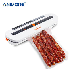 ANIMORE Food Vacuum Sealer For Food Saver 220V/110V Household Vacuum Sealer