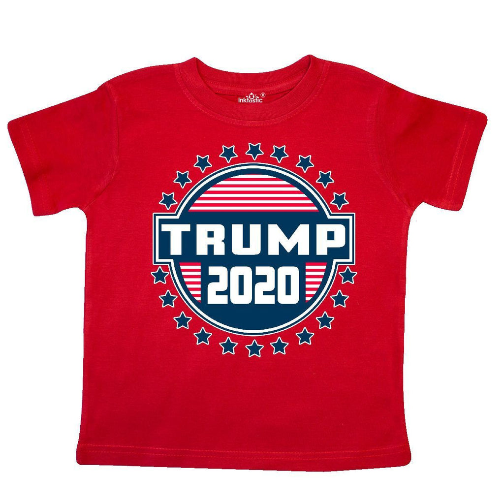 Inktastic Vote For Trump 2020 Toddler