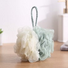 Fashion Bath Ball Bathsite Bath Tubs Cool Ball Bath Towel Scrubber Body Cleaning Mesh Shower Wash Sponge