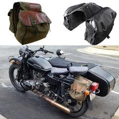 Motorcycle Bag Saddlebag Travel Knight Rider