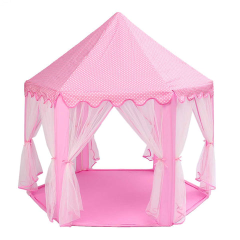 Elegant Princess Castle Play Tent