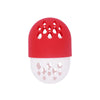 Image of Soft Silicone Powder Puff Drying Holder Egg Stand Beauty Pad Makeup