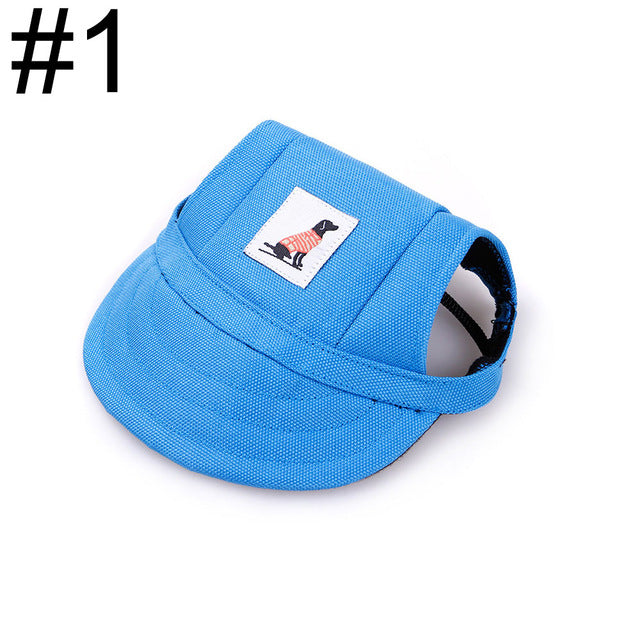 1Pcs Pet Dog Baseball Cap Sport Cap Hat - Outdoor Hat Sun
