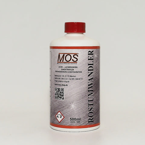 Rostumwandler (500 ml)