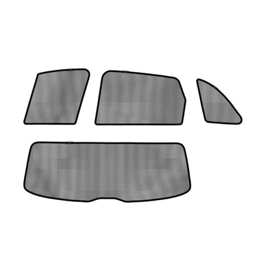 AUDI Q5 2009-2017 Soltect Sunshade - BLACK - Custom-Fit Sun shades