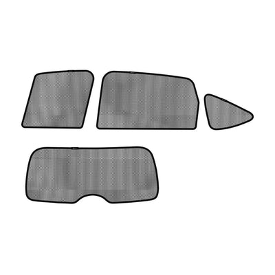 HONDA CR-V 2012-2016 Soltect Sunshade - BLACK - Custom-Fit Sun shades