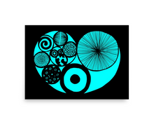 Load image into Gallery viewer, Abundant Universe Mandala Canvas Mini