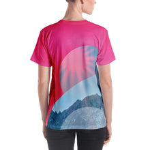 Load image into Gallery viewer, Hot Pink Love Tee