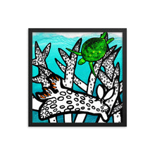 Load image into Gallery viewer, Coral Reef Print