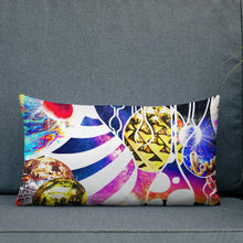Load image into Gallery viewer, Baroque Cosmic Abundance Pillows