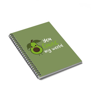 You Guac My World Notebook