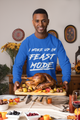 I Woke Up In Feast Mode - Men's Long Sleeve