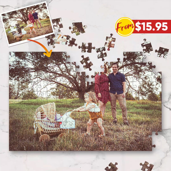 Photo Jigsaw Puzzle - Custom Photo Puzzle