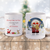3D Preview - Personalized Christmas Girls Friends Mugs