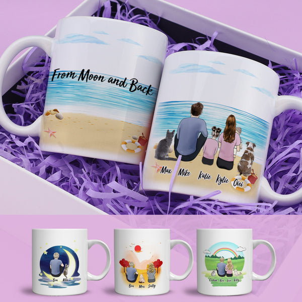 Personalised Mugs Custom Photo Mug Coffee Mug for Lover