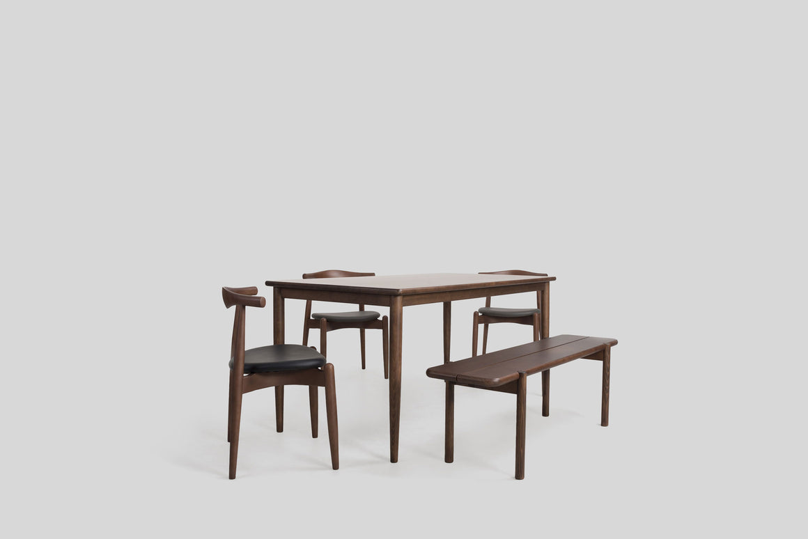 Generic Series - DT8299B + CH9109 + BH15017 Dining Set