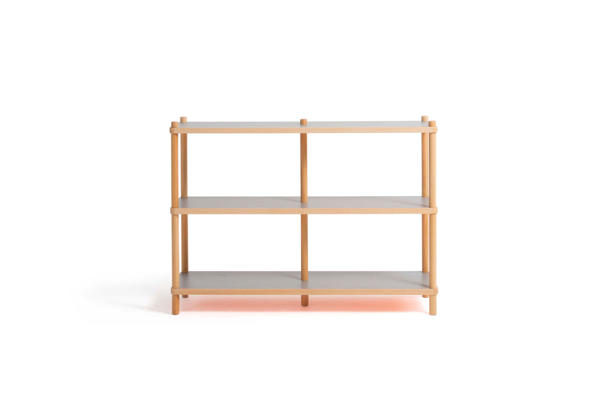 Bi-Color Shelves - SD15238B