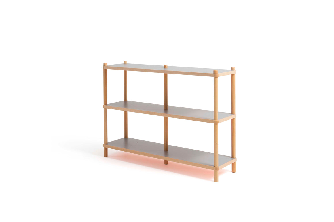 Bi-Color Shelves - SD15238A