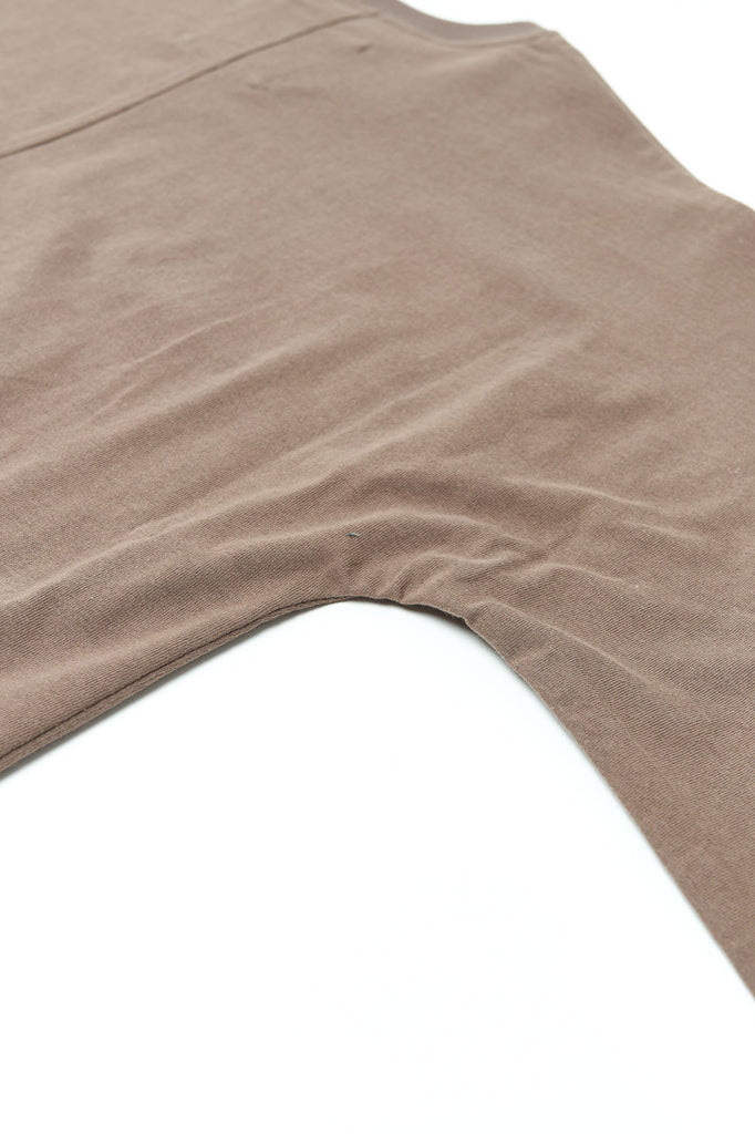 Delikatessen Kimono T-Shirt Japanese Cotton Brown