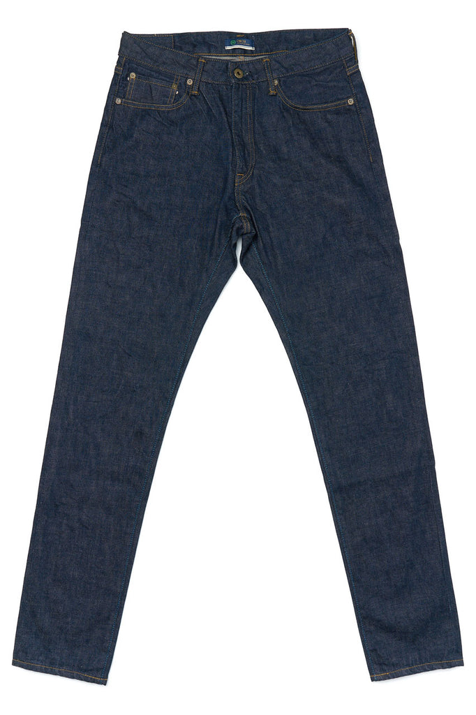 Japan Blue Jeans J204 Circle Tapered African Cotton