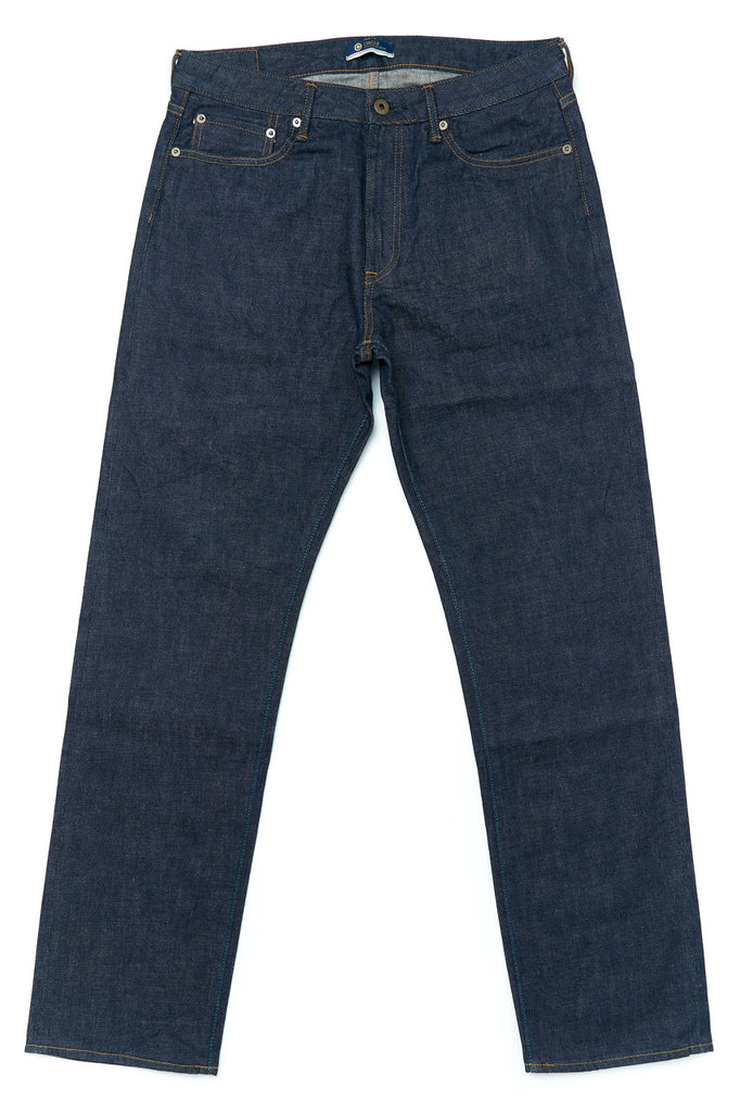 Japan Blue Jeans J404 Circle Classic African Cotton