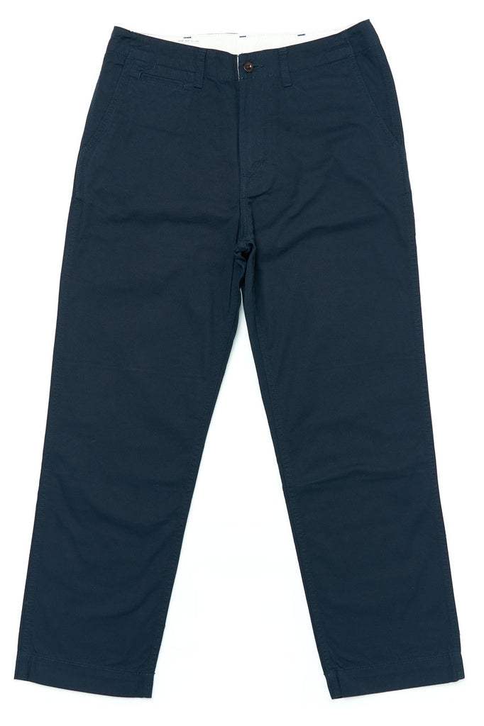 Japan Blue Jeans Brooklyn Trousers Twill Navy
