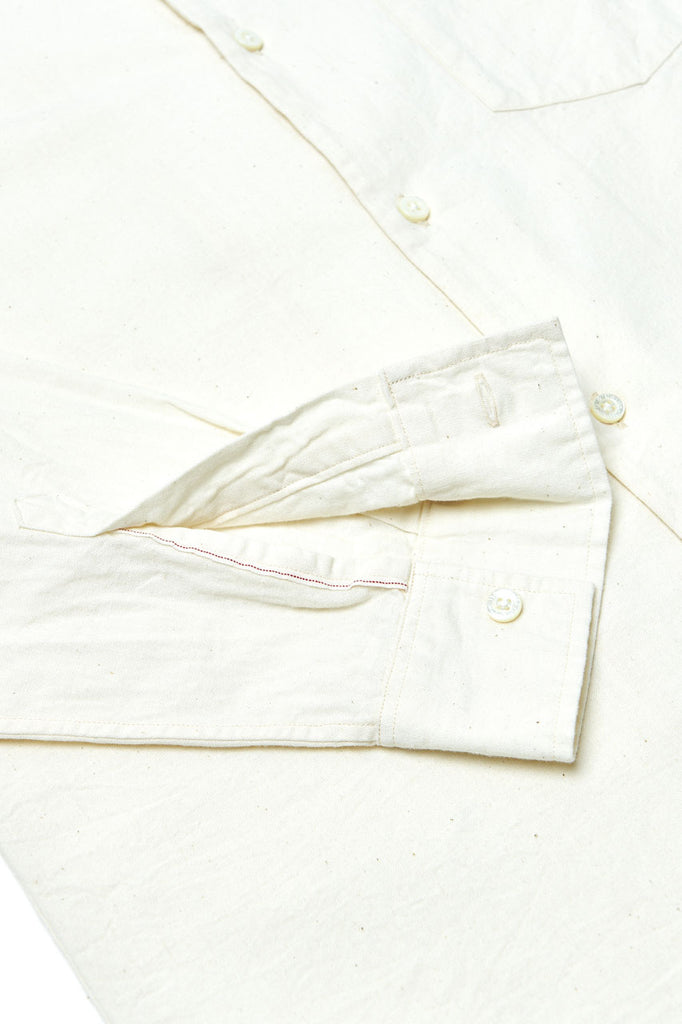 Japan Blue Jeans Buono Shirt Selvage Chambray Kinari