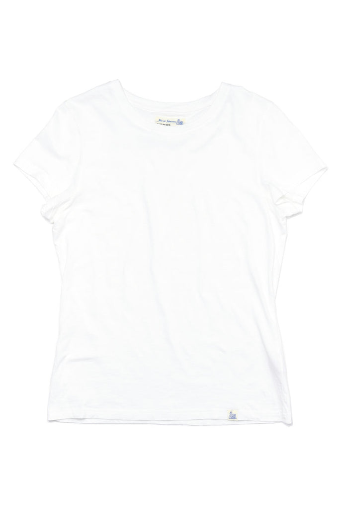 Merz b. Schwanen Good Basics T-Shirt WCT01 White