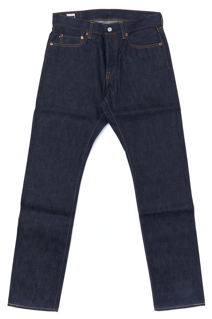 Momotaro Jeans 0605-12 Natural Tapered