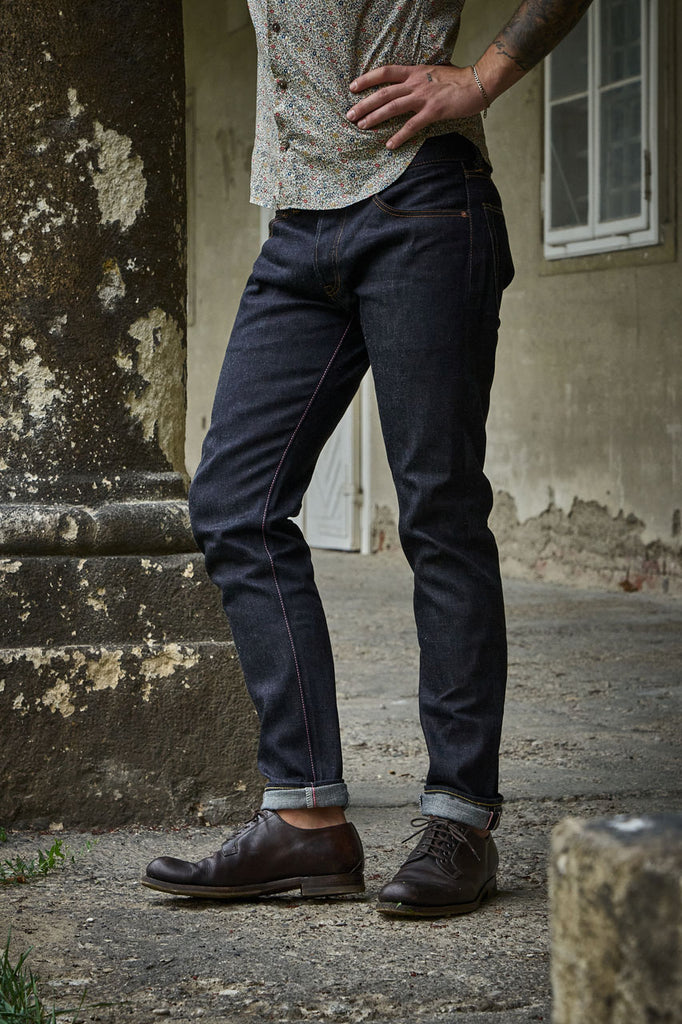 Momotaro Jeans 0306-12 Tight Tapered