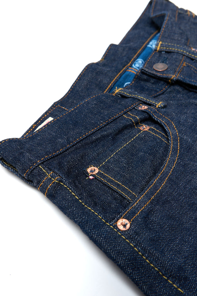 Momotaro Jeans 0306-C Copper Label TT One Wash