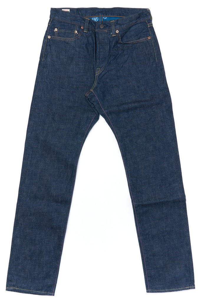 Momotaro Jeans 0605-C Copper Label Natural Tapered One Wash