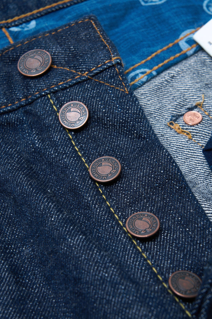 Momotaro Jeans 0605-C Copper Label NT One Wash