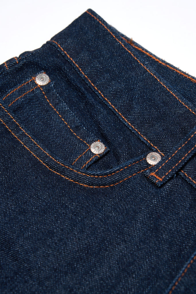 "Naked & Famous Denim ""The High Skinny"" 10oz Stretch Selvedge"