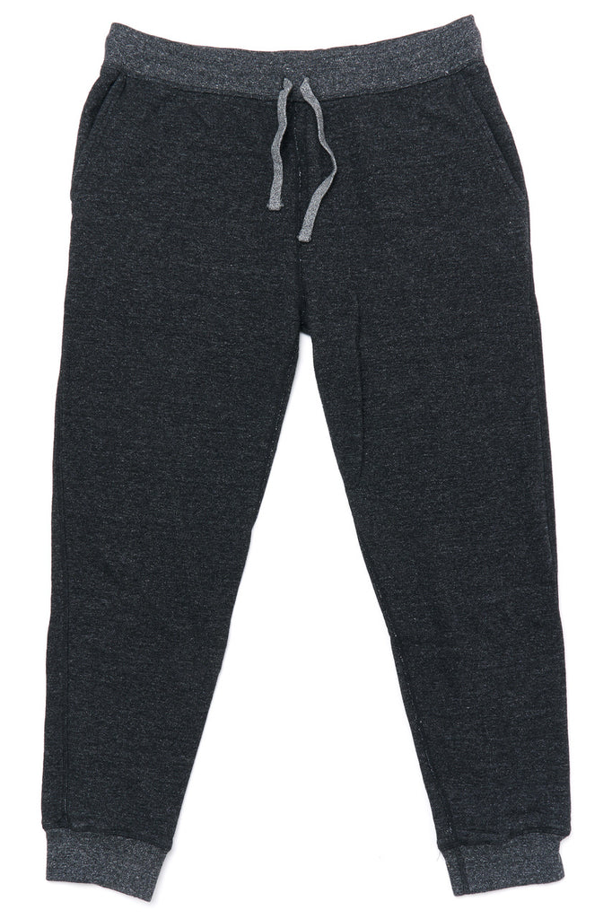 National Athletic Goods Slim Gym Pant Black