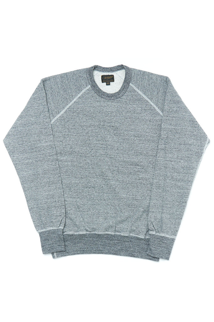 National Athletic Goods Raglan Warm Up Dark Grey