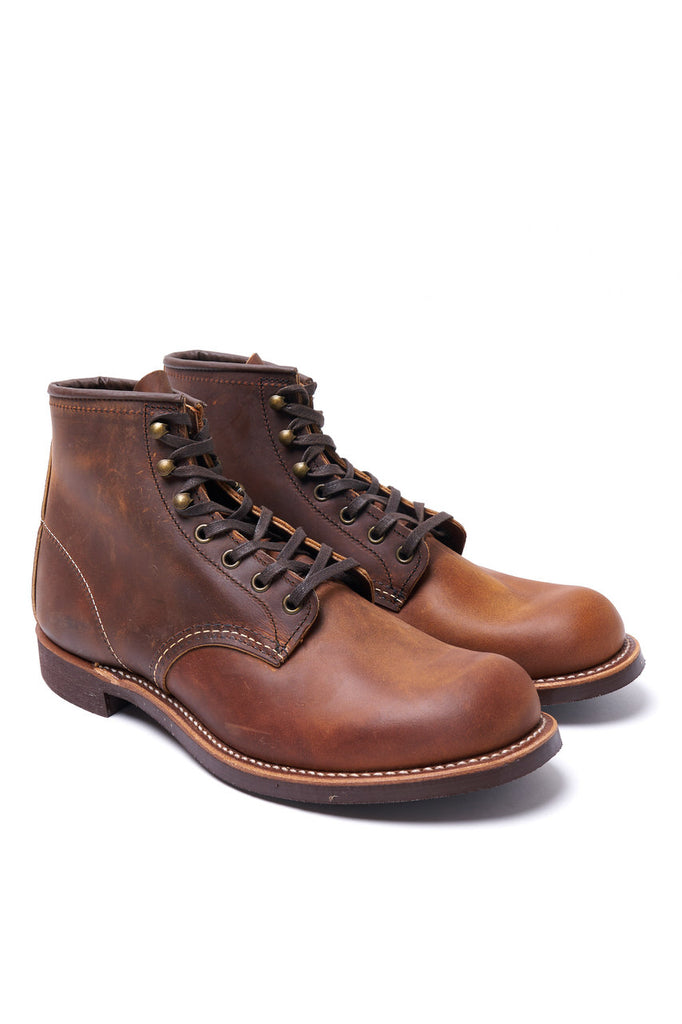 Red Wing Shoes Blacksmith 3343 Copper Rough & Tough