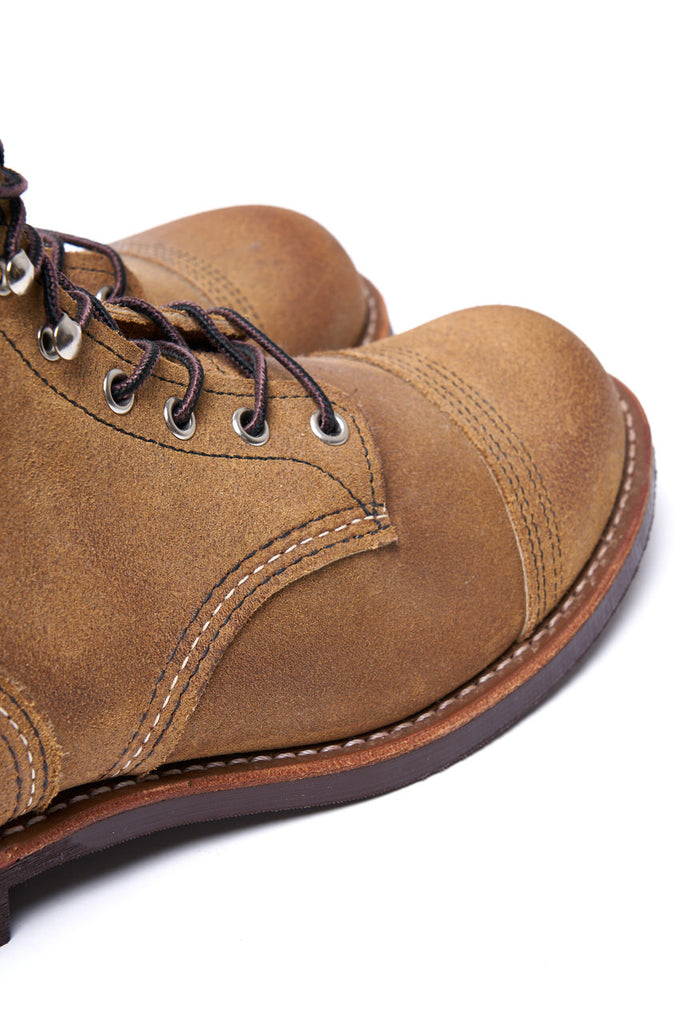 Red Wing Shoes Iron Ranger 8083 Hawthorne Muleskinner