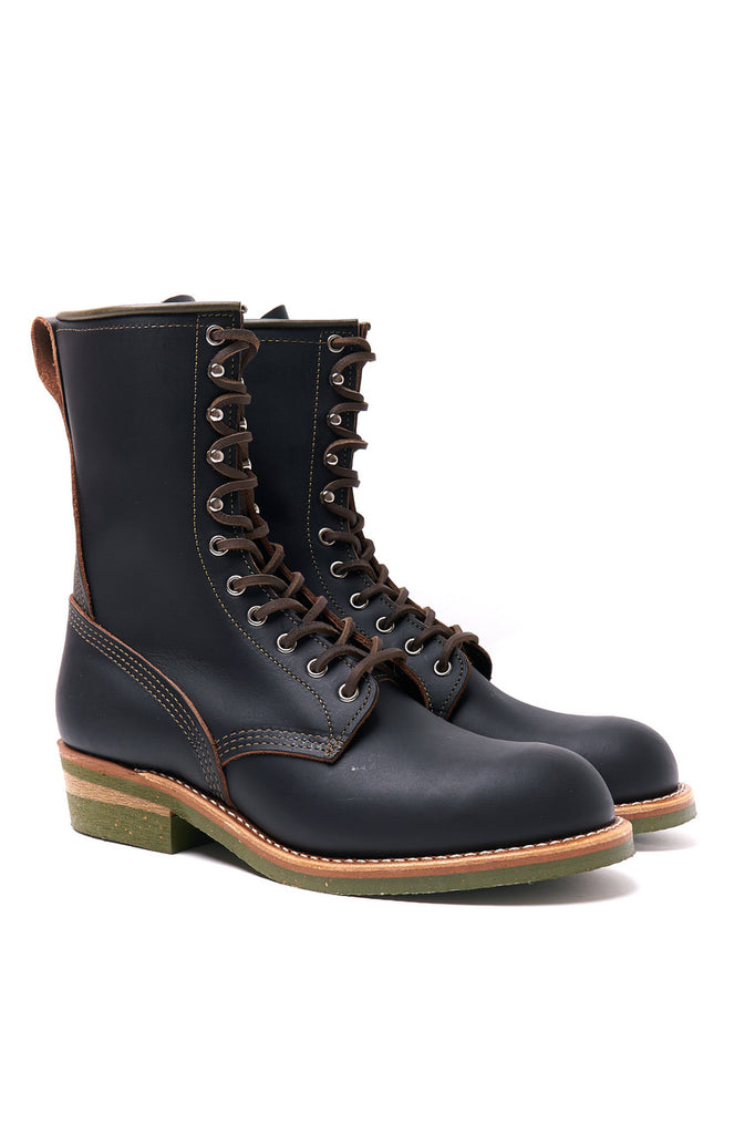 Red Wing Shoes x Indigofera Jeans 4328 Climber Boot
