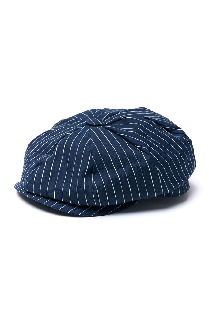 Scarti Lab 8 Panel Cap Andy Wabash Indigo