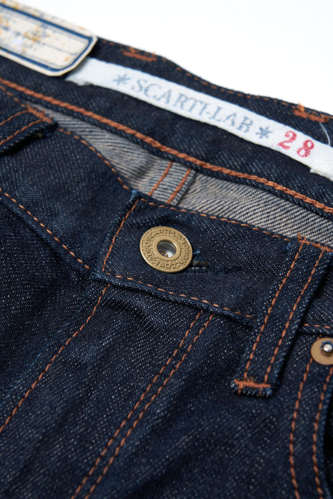 Scarti Lab Selvedge Jeans W905-ST820 One Wash