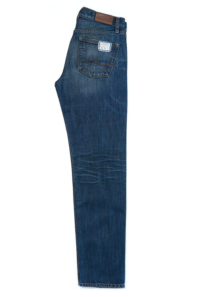 Scarti Lab Selvedge Jeans W907-ST820 Heavy Wash