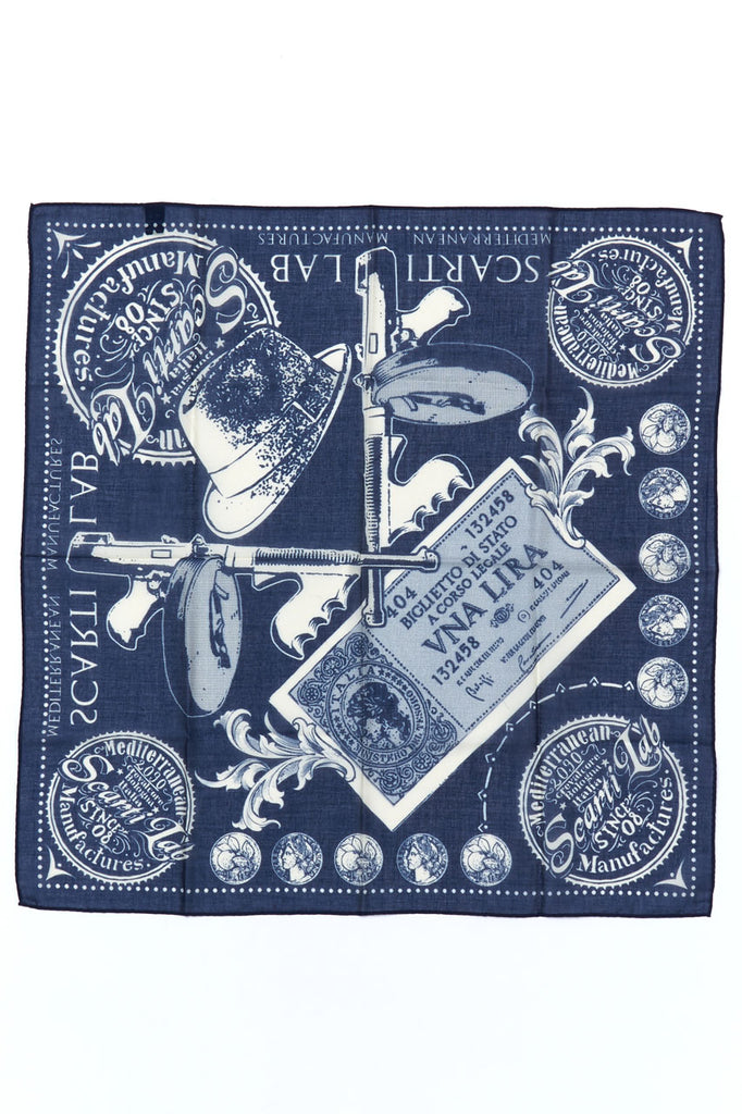 Scarti Lab Vna Lira Cotton Bandana