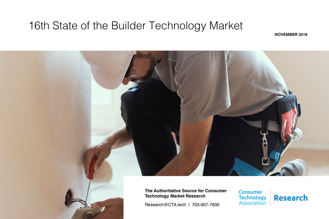16th State of the Builder Technology Market