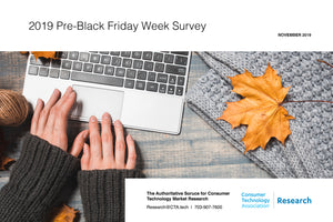 2019 Pre-Black Friday Week Survey