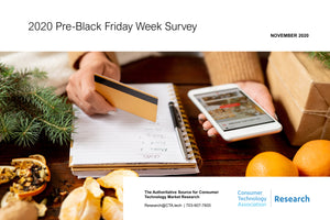 2020 Pre-Black Friday Week Survey