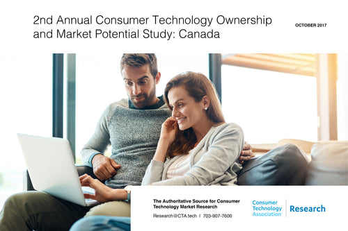 2nd Annual Consumer Technology Ownership and Market Potential Study: Canada