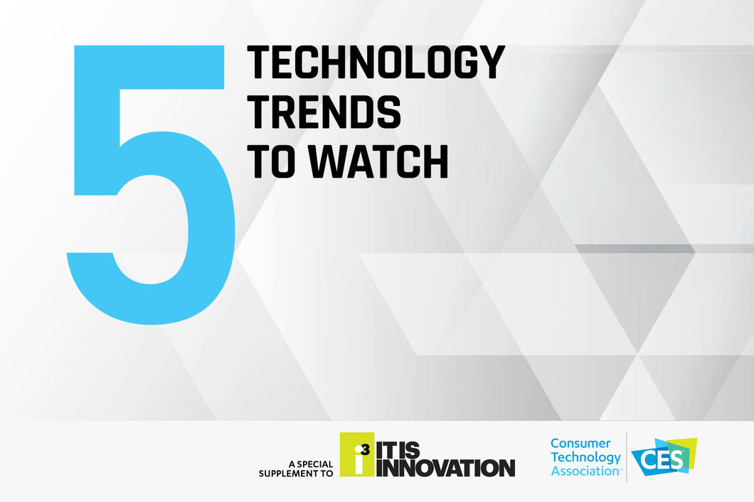5 Technology Trends to Watch